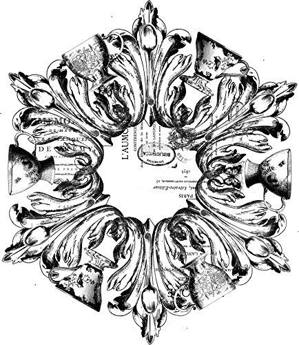 Prima Marketing Décor Transfers: Medallion (16