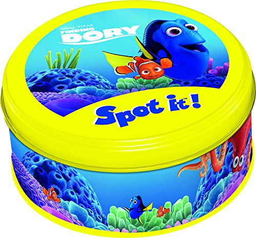 Spot-it Finding Dory Game - Spot Kids