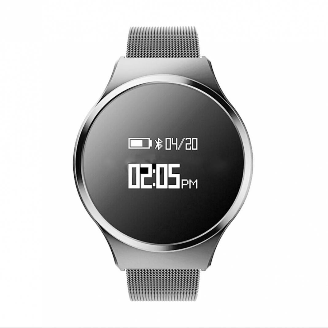 Bluetooth Deporte Smart Watch Call SMS unidad de recuerdo ...
