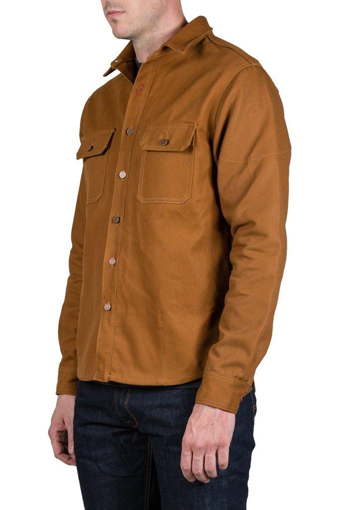 Amazon.com: Tabaco motorwear Kevlar California Camisa de ...