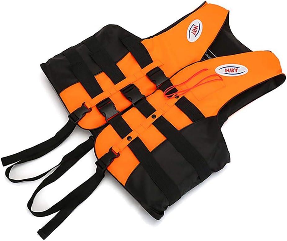 alpscale Professionelle Oxford Tuch Schwimmweste Mit Pfeife G/ürtel Erwachsene Kinder Schwimmweste F/ür Treiben Angeln Schwimmen Surfen Wassersport Set