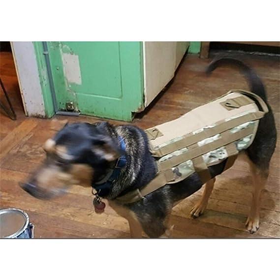 sportuli - Arnés táctico para Perro K9 de policía, Servicio de ...