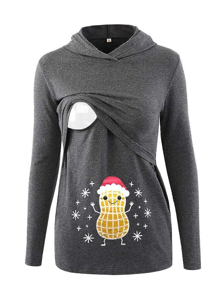 売れ筋商品 Pinkydot SHIRT レディース B07JC1VBPN Grey XX-Large|Christmas Dark Grey 10 Christmas レディース Christmas Dark Grey 10 XX-Large, ヒラドシ:5b08e91c --- casemyway.com