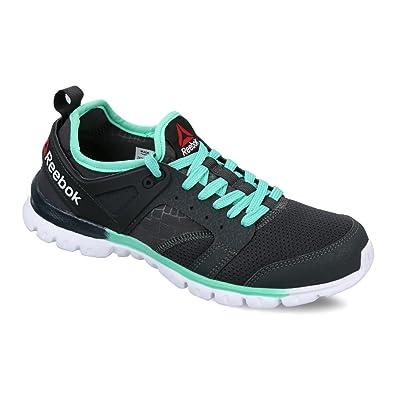 e38525bb673f2d Reebok Men s Amaze Run Running Shoes  Amazon.in  Shoes   Handbags