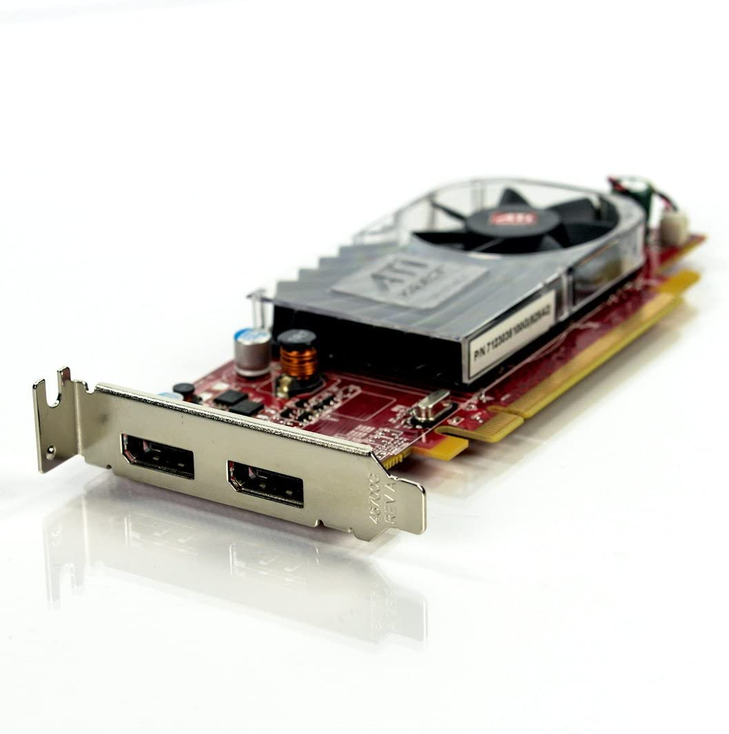 Dell ATI Radeon HD3470 256MB PCI-E x16 Display Port x2 Low Profile C120D U620G