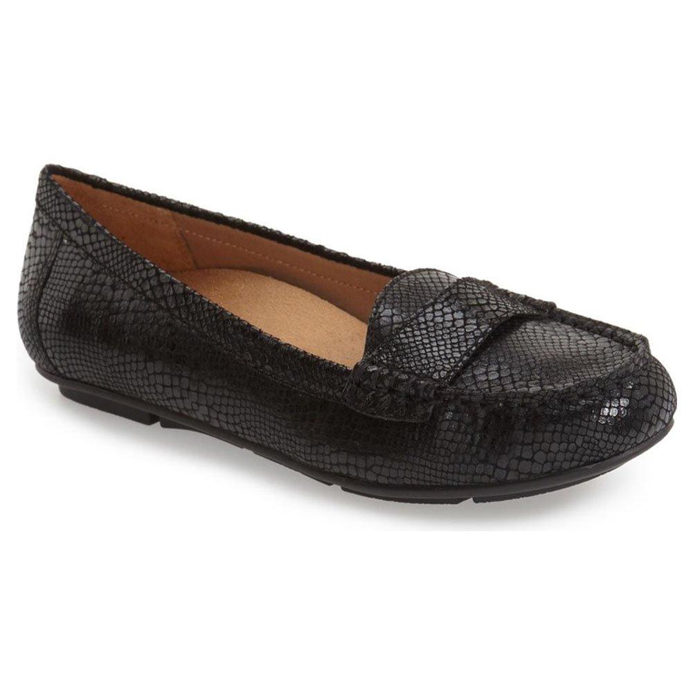 SoftWalk Women's Bolivia Sandal B018TK09RG 10 M Black Snake