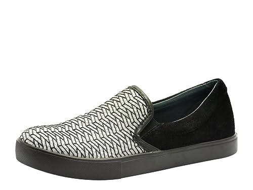 United Nude Slip On - Mocasines de Piel para Mujer, Color Negro, Talla 41: Amazon.es: Zapatos y complementos