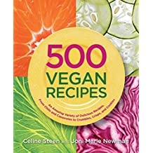 500 Vegan Recipes (500 Cooking (Sellers))