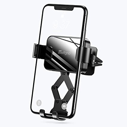 Sony Motorola and More Samsung S9 S8 S7 S6 Dashboard and Windshield Car Mount Cradle with Sticky Gel Pad for iPhone XS MAX//XS//XR//X//8//8P//7//7P//6s Car Phone Holder HTC