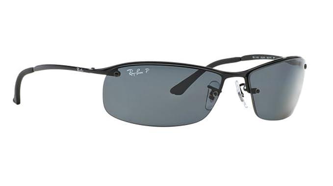 fa3789ea973071 Ray-ban Grey Poalrized RB 3183 002 81 63mm Sunglasses + SD Glasses + ...