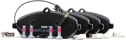 Premier Kit Pastiglie Freno Freno A Disco - Ferodo FVR1778 confezione 4 pezzi