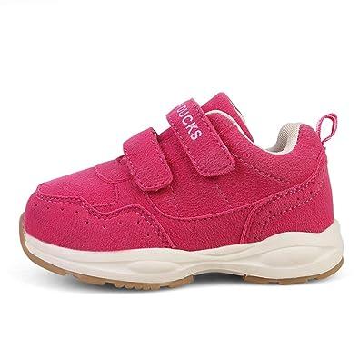 23d38c5b3fc5a Enfants Chaussures pour Fille Garçon Baskets Chaussures pour Enfants Course  à Pied Sport Baskets Bébé Première