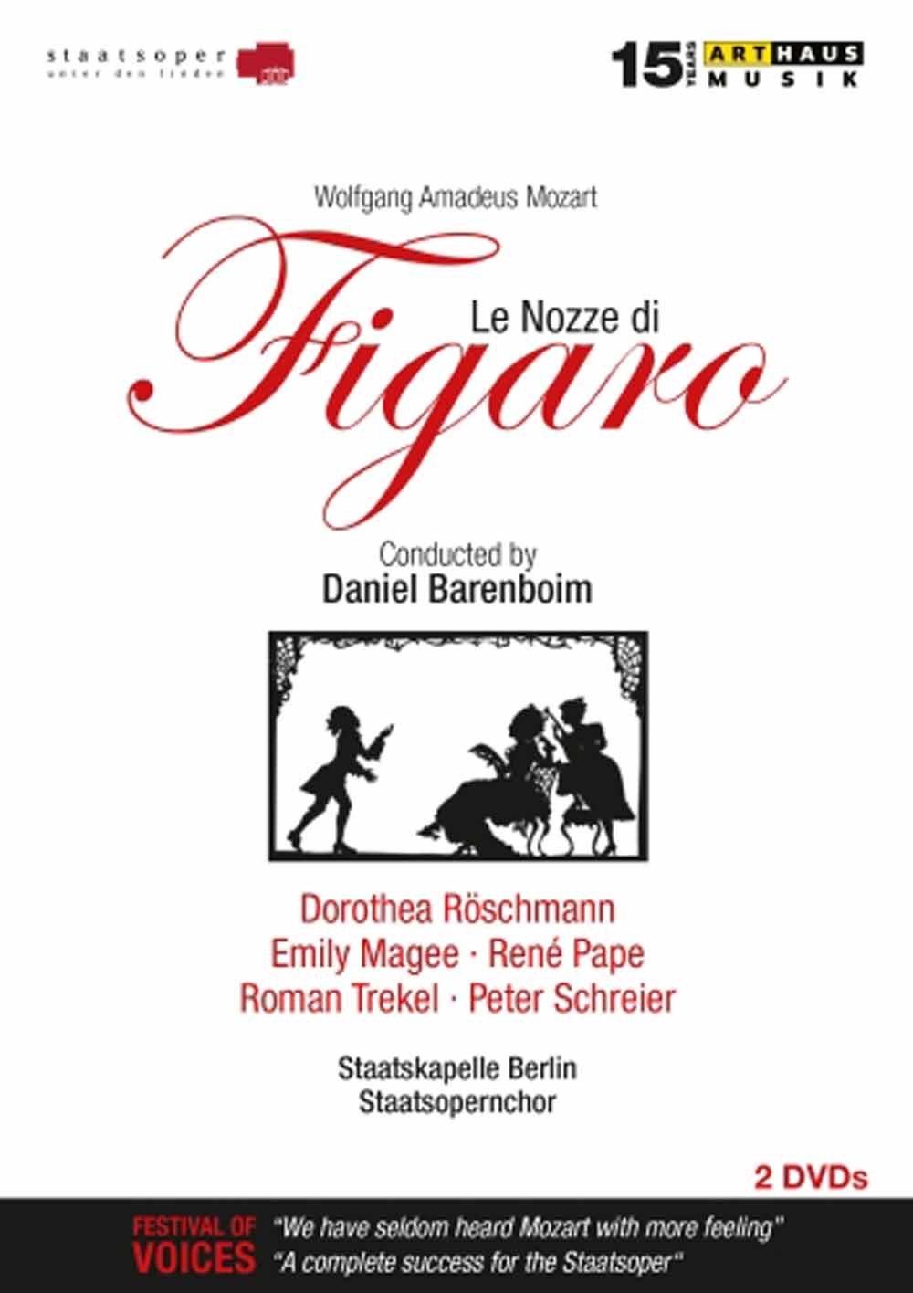 Le Nozze Di Figaro [DVD] B019HKBTEE