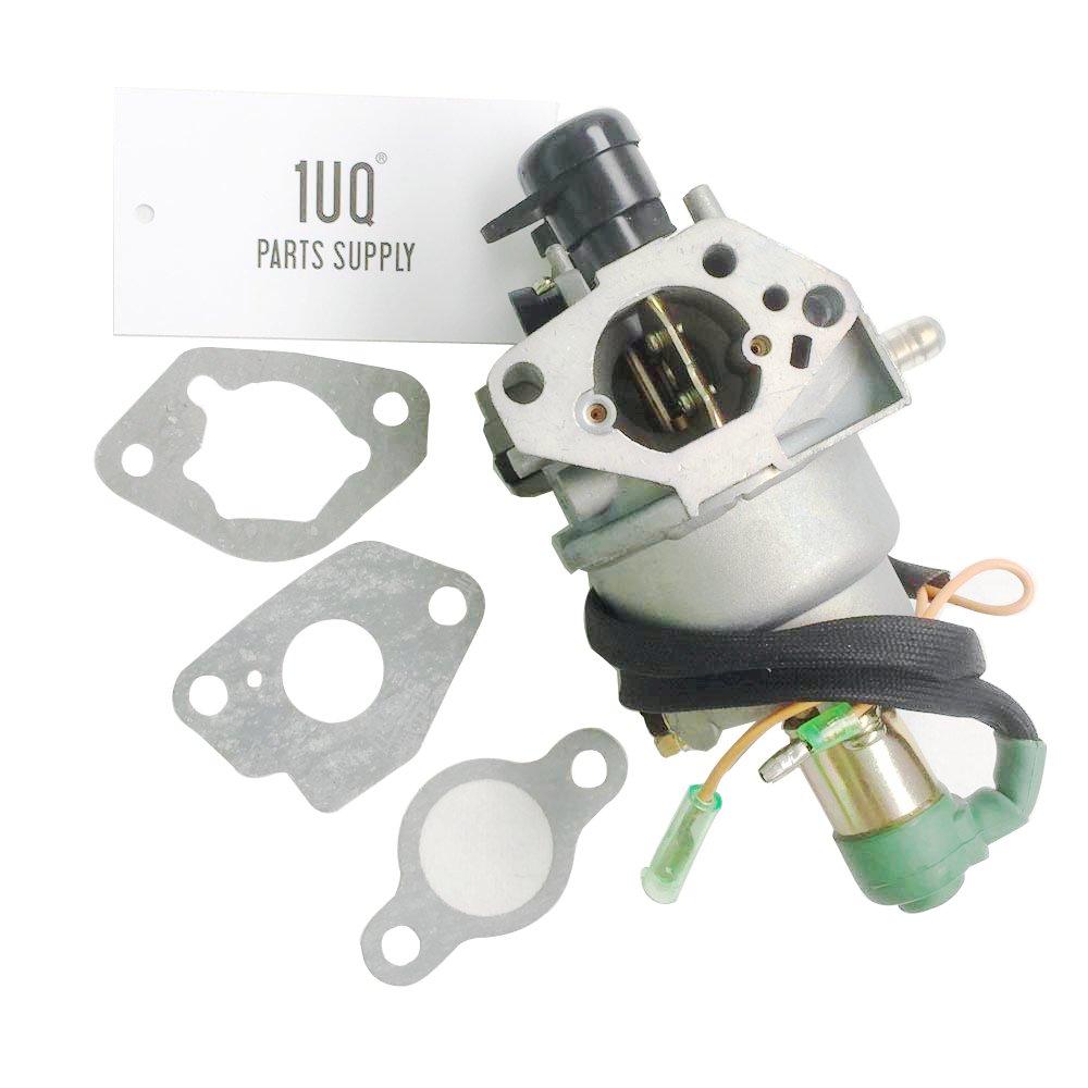 1uq Carburetor Carb For Honeywell Hw5500 Hw5500e Centurion 5500 Watt Generator Wiring Diagram Hw5500l Hw5500el 337cc 100924a Garden Outdoor