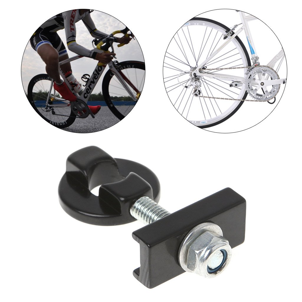 Lergo Bicycle Bike Chain Tension Adjuster Aluminum Alloy For BMX Motorcycle Bike by Lergo (Image #2)