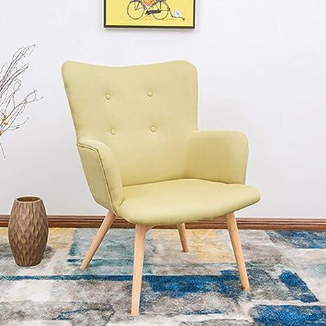 Amazon.com: Gz Modernas sillas de acento para salón, sofá ...