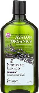 product image for Avalon Organics Nourishing Shampoo, Lavender 11 oz (Pack of 7)
