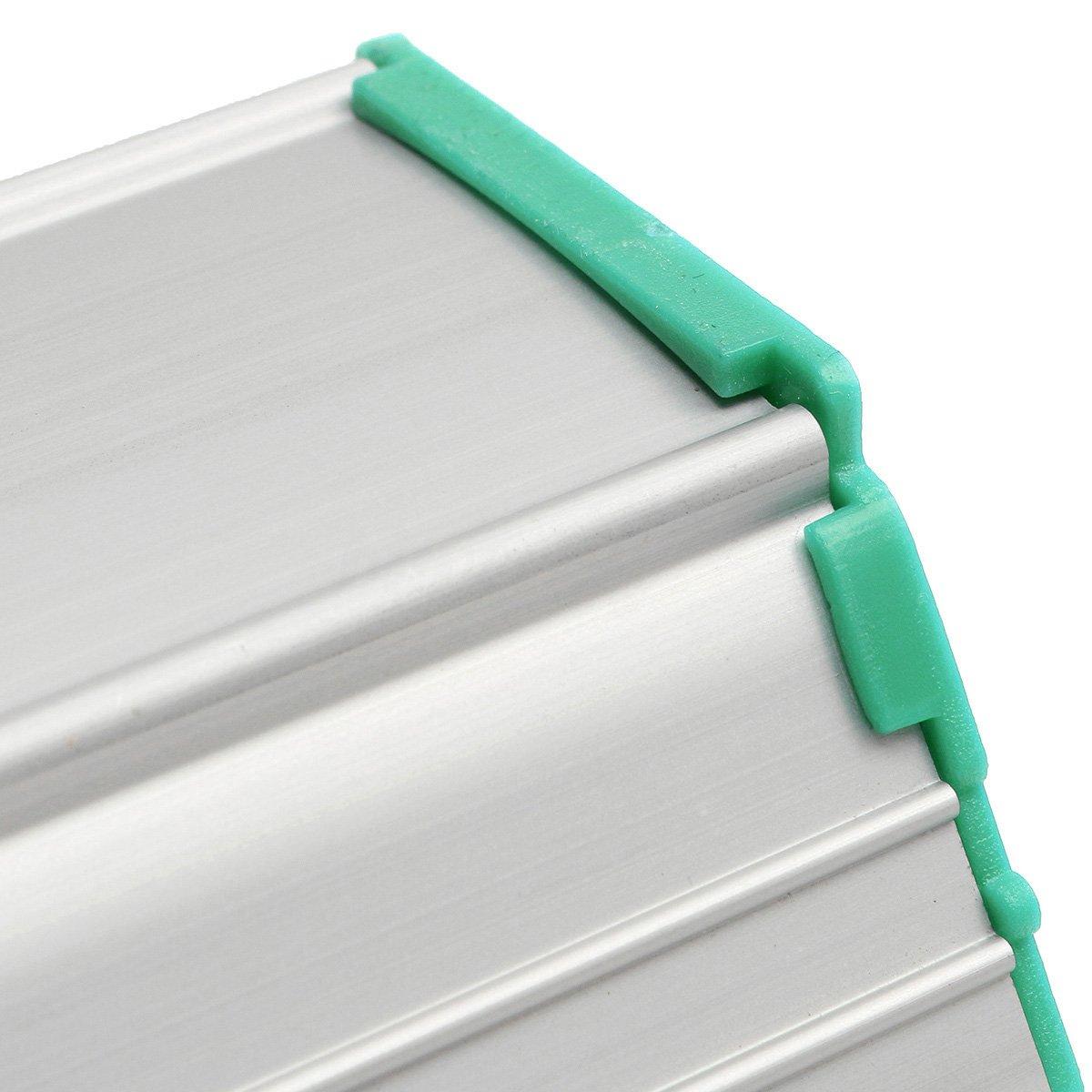 SNOWINSPRING 1PC Aluminum Alloy 8 inch 20CM Emulsion Scoop Coater Silk Screen Printing Press Tool
