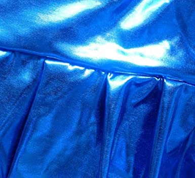 Acramy Wetlook Stretch GoGo Shiny Falda metálica para Mujer ...
