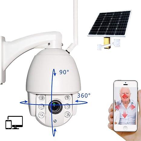Amazon.com: OMZBM - Cámara panorámica de 360 grados con WiFi ...