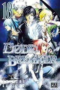 Code : Breaker, tome 18 par Akimine Kamijyo