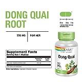 Solaray Dong Quai Root 550mg | Healthy Menstrual