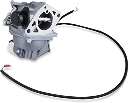 Amazon Com Everest Brand Carburetor With Solenoid Compatible With Honda Gx610 18hp Gx620 20hp V Twin Engines Garden Outdoor