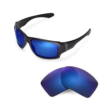 Walleva Ersatzgläser für Oakley Big Taco Sonnenbrille - Mehrfache Optionen (übergang / photochrom - Polarisiert) JfXAQFj