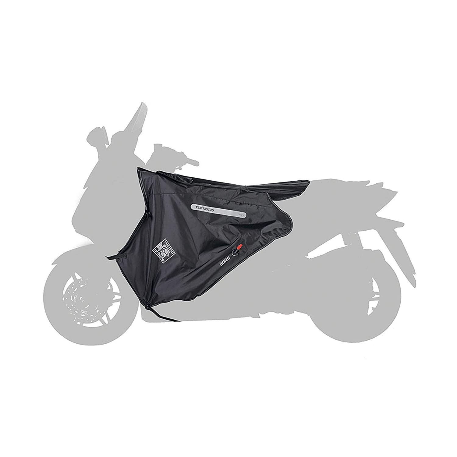 Coprigambe Termoscud Tucano Urbano R168-X Kymco People 125 2013 in poi
