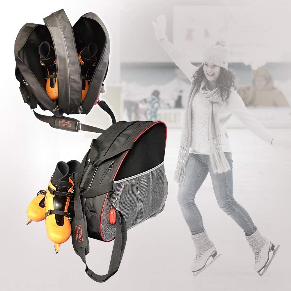 Amazon.com: True Born - Bolsa de patinaje para hielo ...