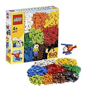 Lego 4+ Basic Bricks - 650 pcs (japan import)
