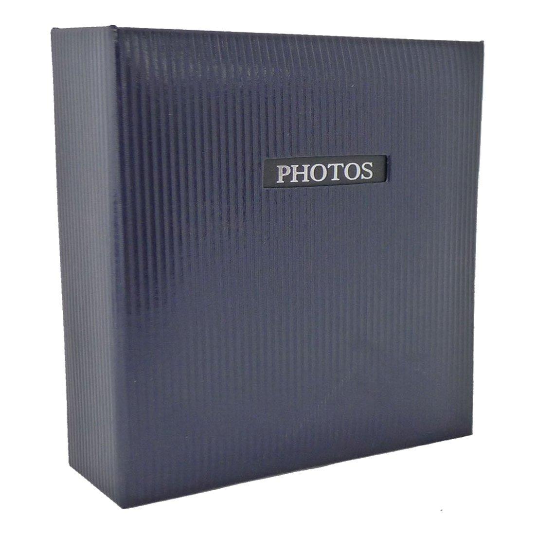 Dorr Elegance Blue Traditional Photo Album 50 Side 11.5x12.5'' [810258BLU]