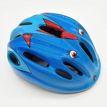 YAJAN-helmet Casco Bicicleta Niños,Certificación CE Cascos ...