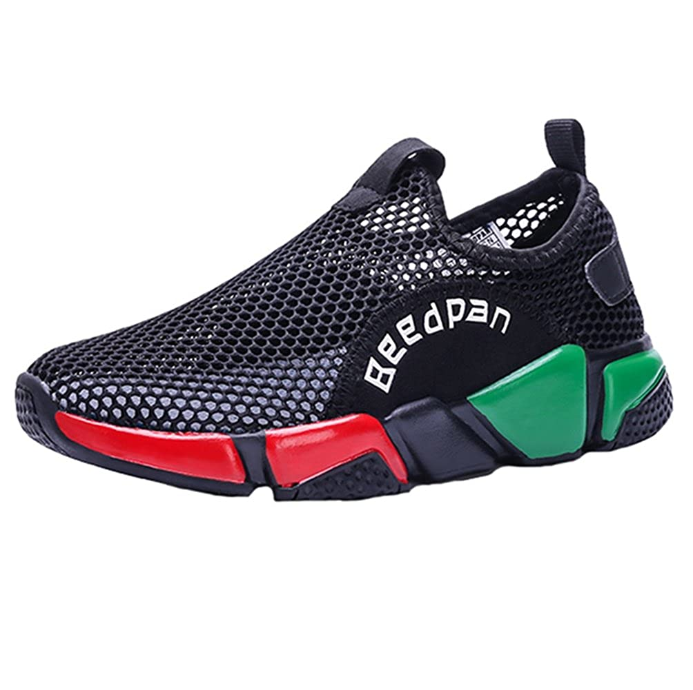 45ddecaa5a77a Amazon.com | LGXH Summer Big Boys Running Sneakers Breathable Mesh ...