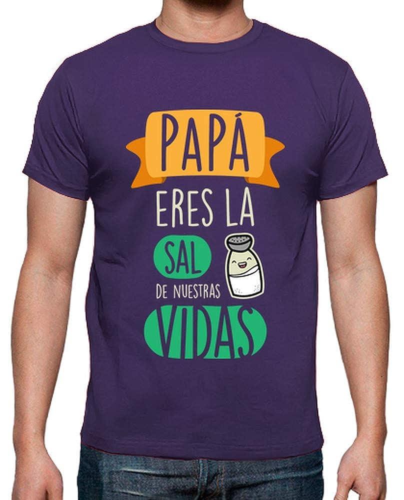Camiseta Papa Eres la para Hombre latostadora