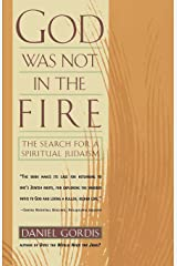 God Was Not in the Fire Paperback