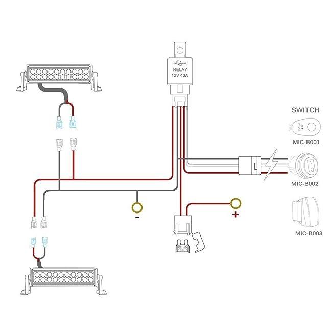 spotlight wiring diagram negative switching 43 wiring Handheld Spotlight Wiring-Diagram 12V Light Wiring Diagram