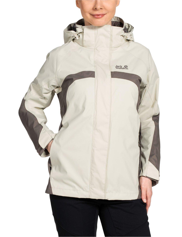Jack Wolfskin Damen Wetterschutzjacke Topaz Jacket II
