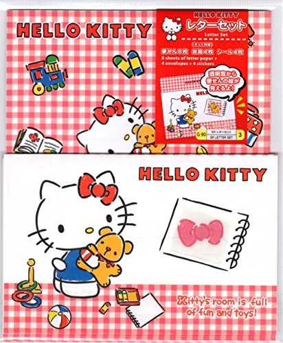 Hello Kitty SR Letter Set [Japan (Hello Kitty Stationery)