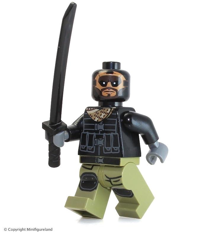 Lego minifigs [Ninja Turtles 048] Pie Soldier_C: Amazon.es ...