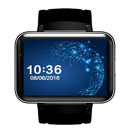 Amazon.com: Android Smartwatches, 3G Bluetooth Smart Watch ...