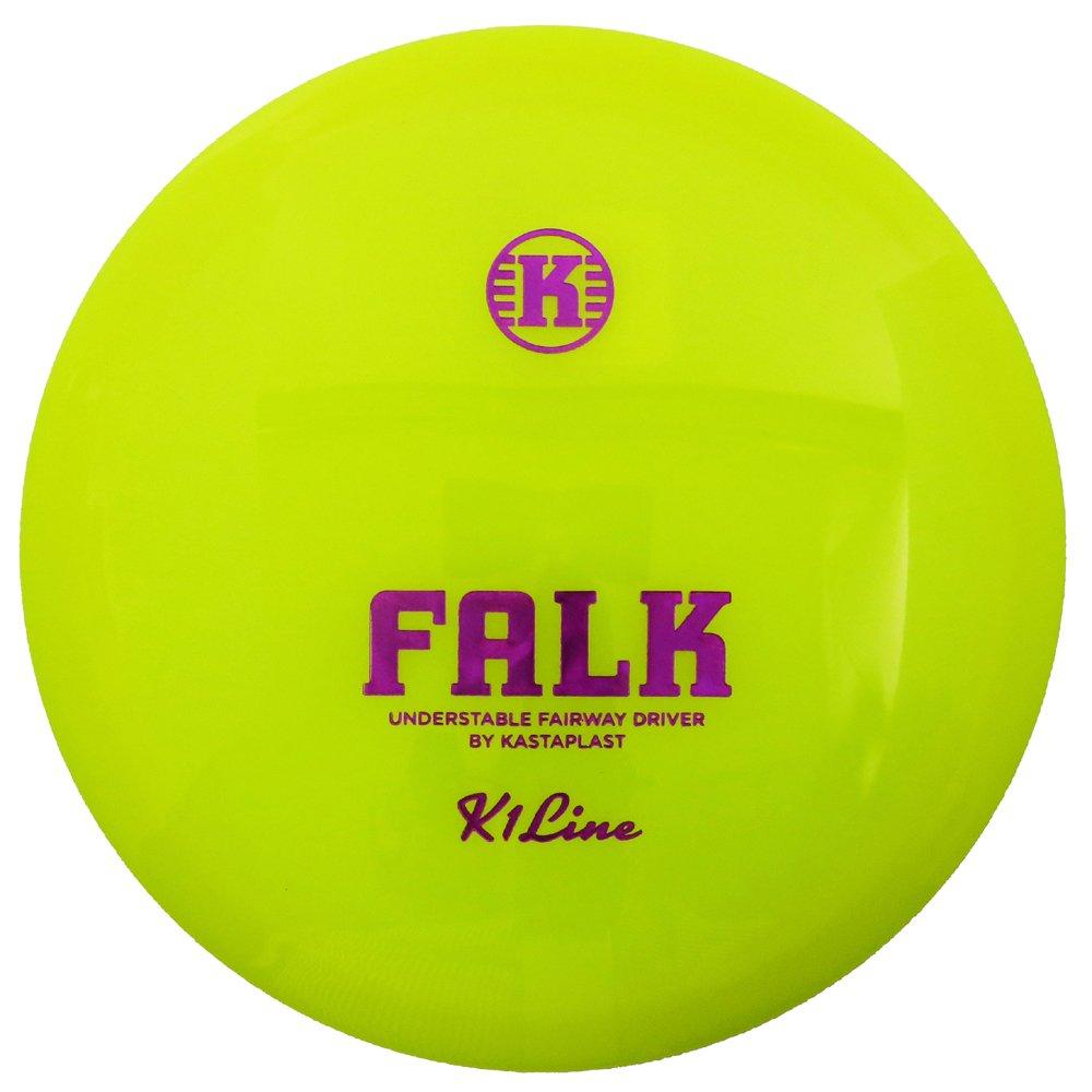 Kastaplast K1 Falk Fairway Driver Golf Disc [Colors May Vary] - 165-170g