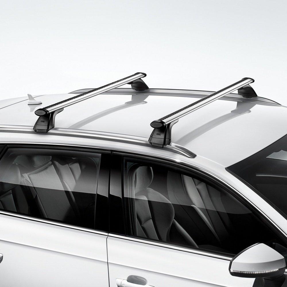VDP Alu Relingtr/äger CRV107A kompatibel mit Ford Mondeo SW 5 T/ürer ab 2014 abschliessbar