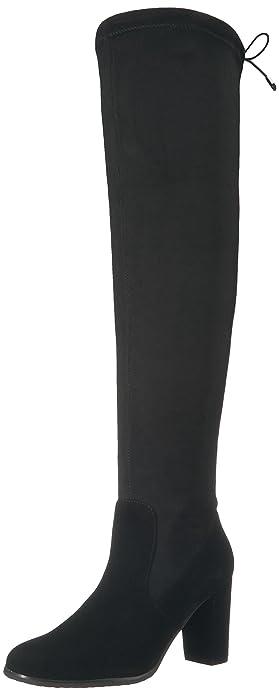 Mens Blondo Valeska Boots Black Dress Suede ZXA64126