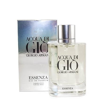 Acqua Di Gio Essenza By Giorgio Armani For Men 2.5oz Edp Spray by Giorgio Armani