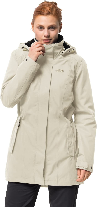Jack Wolfskin Madison Avenue Coat Damesmantel: Amazon.nl