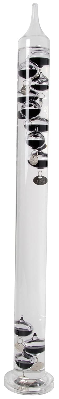 Esschert Design TH44 Glass Galileo Thermometer 57 x 8 x 8 cm