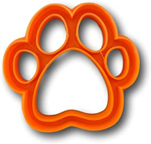 Dog Paw Cookie Cutter (1 Inch)