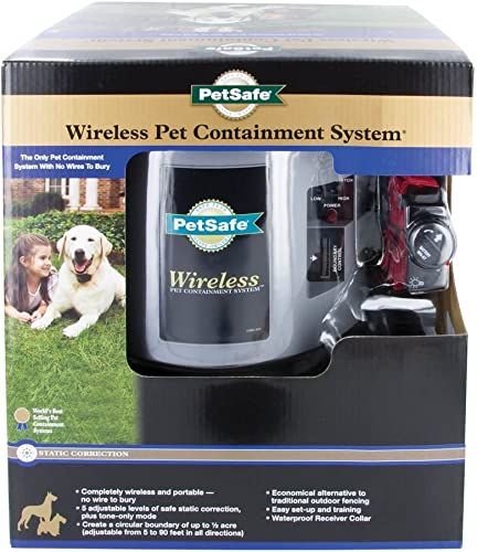 Petsafe-PIF-300-Wireless-2-Dog-Fence-Containment-System