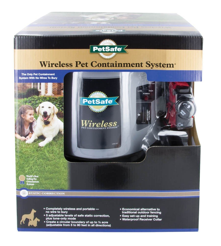 Radio Systems Petsafe PIF-300 Wireless 2-Dog Fence Containment System